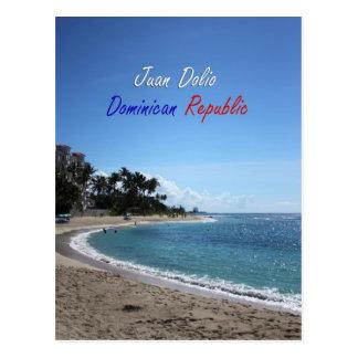 Juan Dolio Dominicaanse Republiek Briefkaart