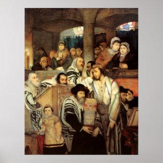 JUDAIC GIFTEN - BESTE POSTERS - GOTTLIEB - 1878