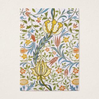 Jugendstil van de Flora van William Morris de