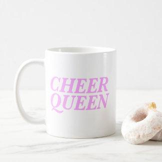 Juich Koningin Print toe Koffiemok