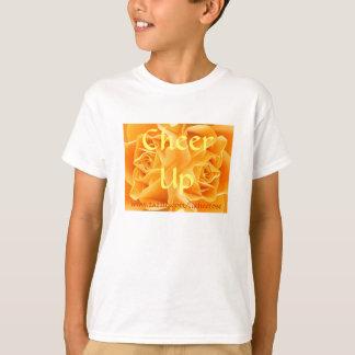 Juich omhoog het overhemd van het kind toe t shirt