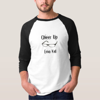 Juich omhoog toe, Kind Emo T Shirt