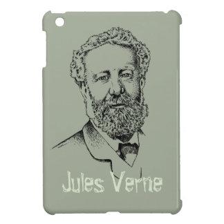 Jules Verne, de steampunkschrijver Hoesje Voor iPad Mini