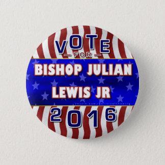 Julian Lewis Onafhankelijke van de Verkiezing van Ronde Button 5,7 Cm