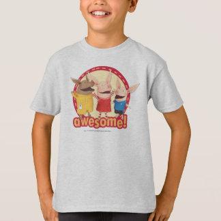 Julian Olivia, Geweldige Ian -! T Shirt