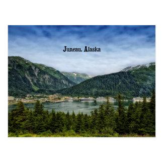 Juneau, Alaska Briefkaart