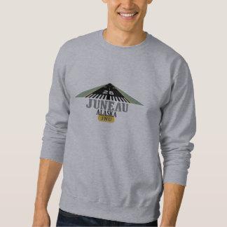 Juneau Alaska - de Baan van de Luchthaven Trui