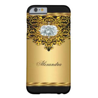 Juweel 2 van de Diamant van de elite Vorstelijk Barely There iPhone 6 Hoesje