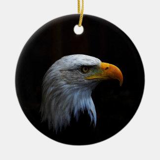 Kaal Eagle copy.jpg Rond Keramisch Ornament