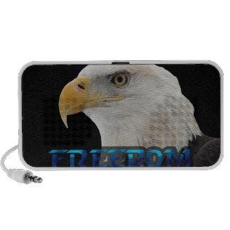 Kaal Eagle - Vrijheid iPhone Luidspreker