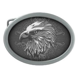Kaal Patriottisch Eagle Gespen