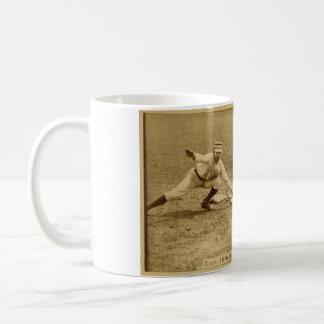Kaart 1887 van het honkbal koffiemok