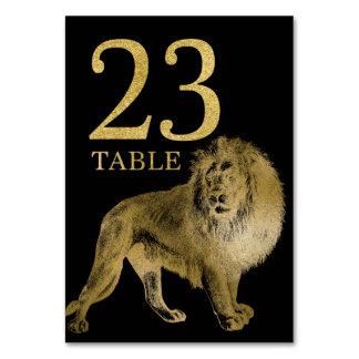 Kaart 23 van het Aantal van de Lijst van de Leeuw