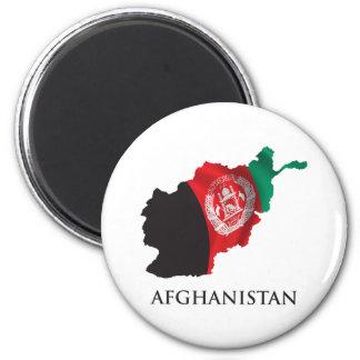 Kaart van Afghanistan Magneet