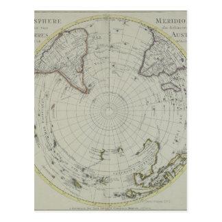 Kaart van Antarctica 2