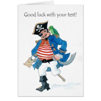 Kaart van het Geluk van de piraat de Goede