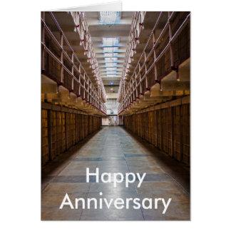 Kaart van het Jubileum van Alcatraz de Gelukkige