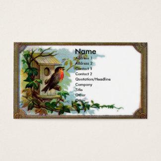 Kaart van het Plakboek van Robin & van het Visitekaartjes