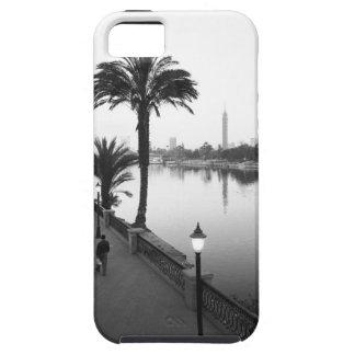 Kaïro Egypte, langs de Rivier van Nijl Tough iPhone 5 Hoesje