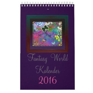 Kalender met elf