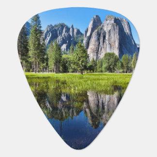 Kalmte in Yosemite Gitaar Plectrums 0