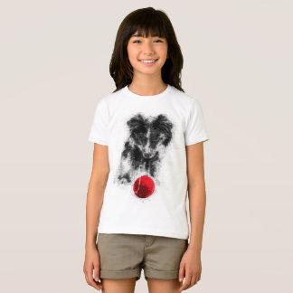 Kalverliefde | de T-shirt van de Reeks van het