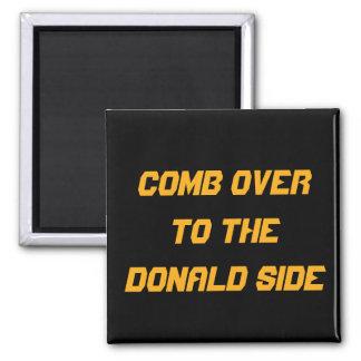 Kam over aan Donald Side: DE MAGNEET VAN DE KEUKEN