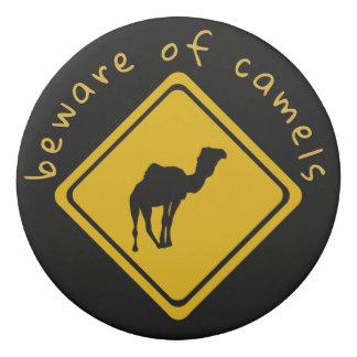 kameel verkeersteken - gom gum