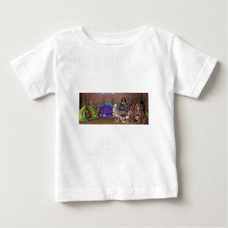 kamp-baby t-shirt voor mijn hond Eva