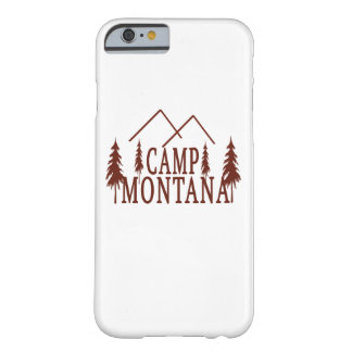 Kamp Montana Barely There iPhone 6 Hoesje