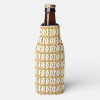 Kan/Coolder bottelen - het Gouden Rijs kijkt Flesjeskoeler