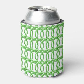 Kan/Coolder bottelen - het Rijs kijkt Groene Blikjeskoeler