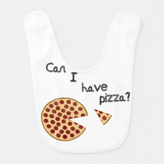 Kan ik pizza hebben? baby slabben