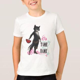 Kan niet Deze Dame (kleur) bedwingen T Shirt