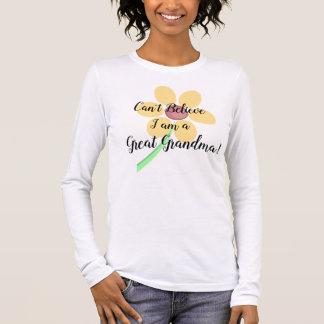 Kan niet geloven ik een Grote Oma ben! Overhemd T Shirts