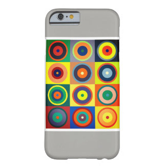Kandinsky #6 barely there iPhone 6 hoesje