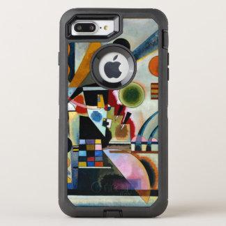 Kandinsky die - slingeren OtterBox defender iPhone 8 plus / 7 plus hoesje