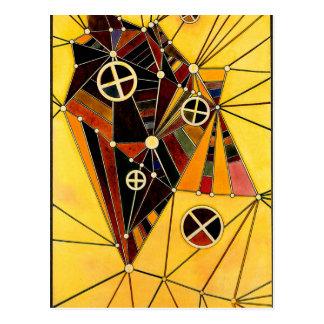 Kandinsky - in het Netwerk Briefkaart