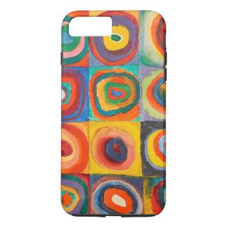 Kandinsky regelt iPhone 7 van Cirkels plus Hoesje