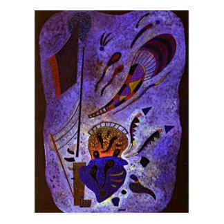Kandinsky - Schemering Briefkaart