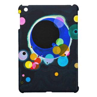 Kandinsky verscheidene omcirkelt iPad MiniGeval iPad Mini Cases