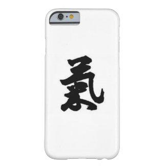 Kanji van de energie telefoonhoesje barely there iPhone 6 hoesje
