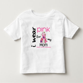 Kanker I van de borst DRAAG ROZE VOOR MIJN MAMMA Kinder Shirts