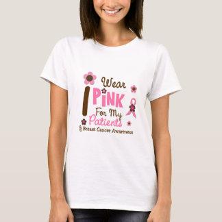 Kanker I van de borst Draag Roze voor Mijn T Shirt