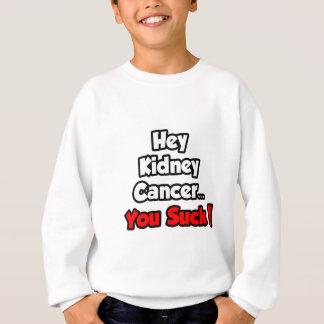 Kanker van de Nier van Hey… u zuigt! Trui
