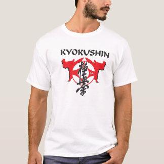 Kanku & kanji van Kyokushin T Shirt