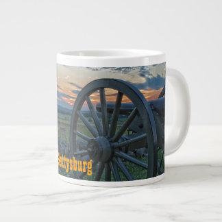 Kanon II van Gettysburg JumboMok Grote Koffiekop