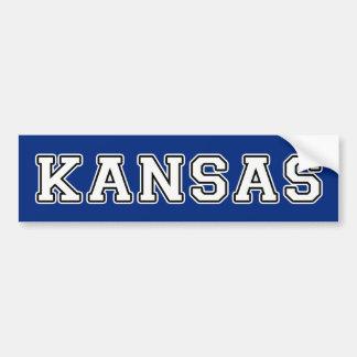 Kansas Bumpersticker