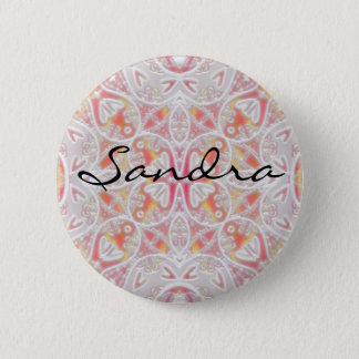 kant, Sandra Ronde Button 5,7 Cm