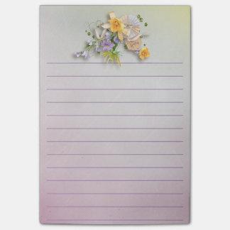 Kantoor - de Mooie Lente Bloemen Post-it® Notes
